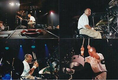 Phil Collins In Concert Professional Colour Photographs • 10£