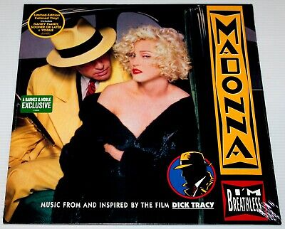 Madonna - I'm Breathless - Yellow Vinyl - Barnes & Noble Usa Exclusive - Dented! • 31£