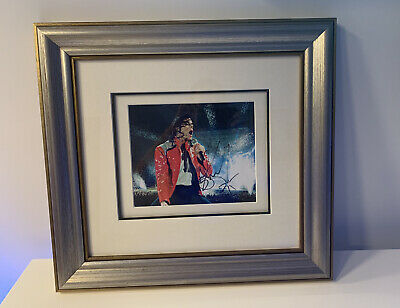 Authentic Signed Michael Jackson Picture • 750£