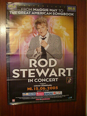 ROD STEWART X10 POSTERS COLLECTION   • 19.99£