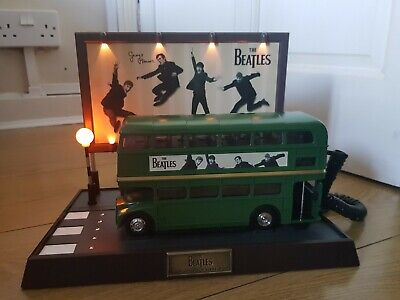 The Beatles Collection - Apple Corps Routemaster Bus Telephone • 60£