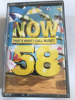 Now That's What I Call Music Vol 58 / 2004 Double Cassette Tape / Tested  • 41.92£