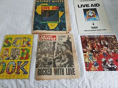 Live Aid Collection • 29.99£