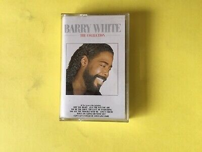 Barry White The Collection Cassette Tape • 1.99£