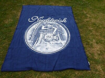 Nightwish Throw / Blanket - Once - Album Cover - Around 1.9 Metres X 1.5 Metres • 65£