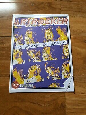 Artrocker Fanzine Issue 18 • 20£