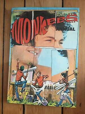 The Monkees Annual 1969 • 4.99£