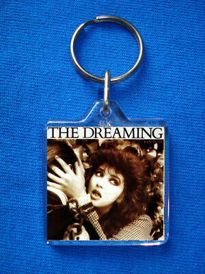 Kate Bush The Dreaming Keyring Hounds Of Love The Kick Inside Lionheart  • 1.85£