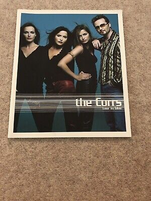 The Corrs Tour In Blue, January 2001 Birmingham, Programme • 24.99£