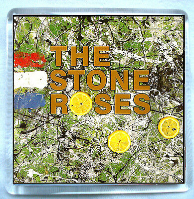 The Stone Roses- Stone Roses Fridge Magnet Ian Brown • 1.85£