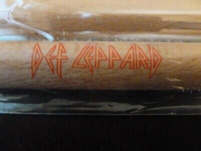 Def Leppard Logo 16  Drum Sticks Pair  • 14.95£