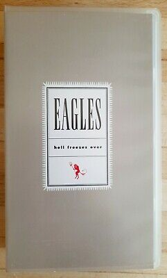 The Eagles Hell Freezes Over VHS • 6.99£