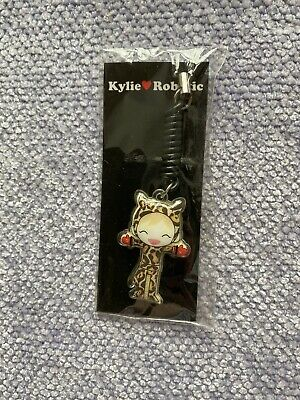 Kylie Minogue Tour Official Merchandise Robotic Phone Charm Keyring New • 15£