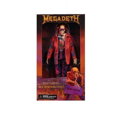 Megadeth Vic Rattlehead Action Figure • 41.99£