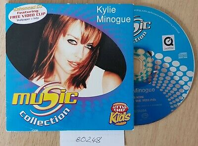 Kylie Minogue - Little Chef Music Collection CD • 15£