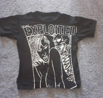 The Exploited - T-Shirt Small - Punk • 8£