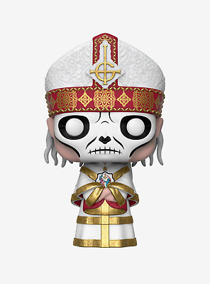 Ghost Papa Nihil Funko Pop - Brand New - Rare - Exclusive - UK - Band BC OFFERS • 25£