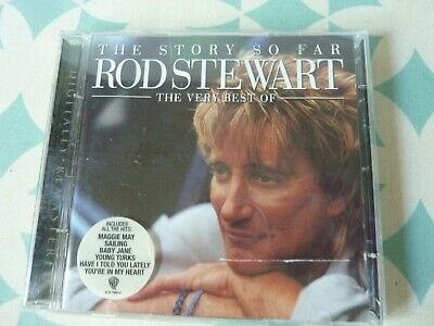 The Story So Far - The Very Best Of Rod Stewart (2 CD's) • 1.99£