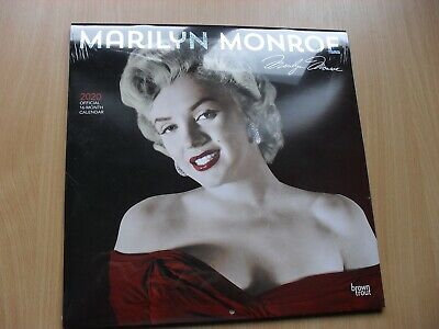 Marilyn Monroe Calendar 2020 Collectors Item (Sealed) • 7.95£