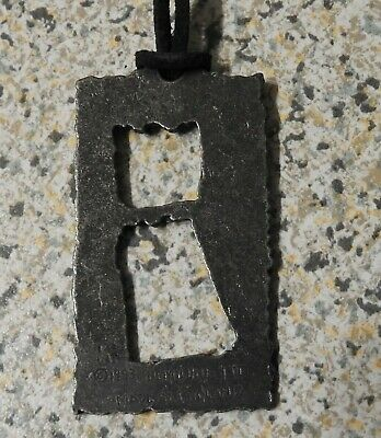 Depeche Mode 1993 Demilune Ltd - Songs Of Faith And Devotion Pendant RARE • 59£