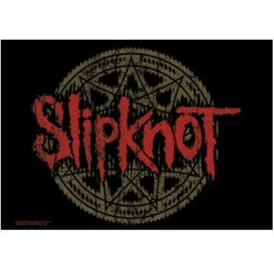 Slipknot Logo Diabolic  Large Fabric Poster 1100mm X 750mm  • 5£
