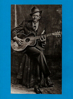 ROBERT JOHNSON. Repro Mini Poster. Blues. • 3.99£