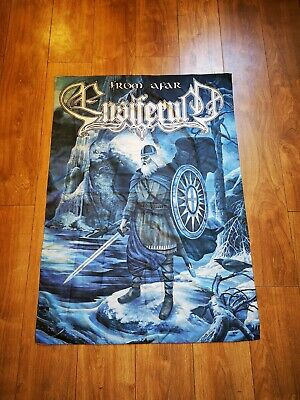 Ensiferum From Afar Textile Poster Flag 107x76cm • 0.99£