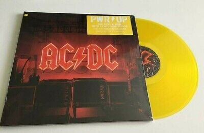 Ac/dc Power Up Yellow Vinyl Lp Sealed 2020  • 26.99£