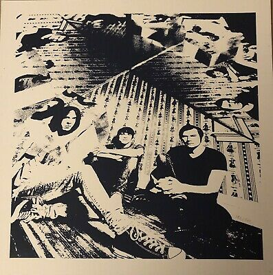 The Cribs - Limited Edition Print - For All My Sisters • 0.99£