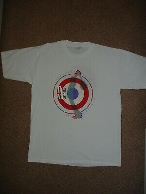 The Who Mens TShirt World Tour 2000 Size Large • 4.99£