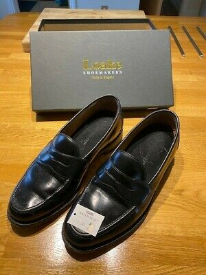 Keith Flint From The Prodigy Owned Loake Leather Loafers • 51£