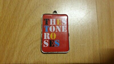 The Stone Roses Official Keyring Pendant • 10£