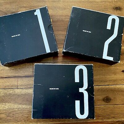Depeche Mode Singles Box Set 1-3 • 33.34£