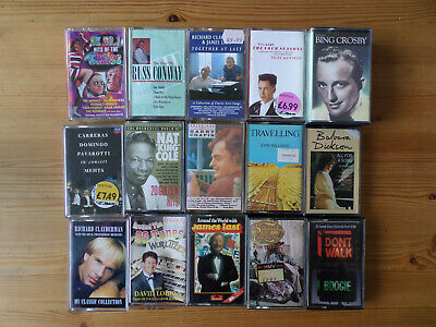 15 X Cassette Albums All Good/Very Good Condition (2) • 2.99£