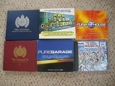 Garage & House CD Bundle - Various • 12£