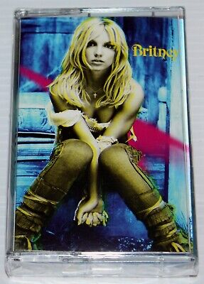 Britney Spears - Britney - Urban Outfitters Blue Cassette - Limited To 3000 • 24.99£
