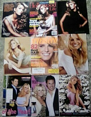 * Jessica Simpson - Do You Know - Clippings Pack 42 Full Page Hollywood Life + * • 1.50£