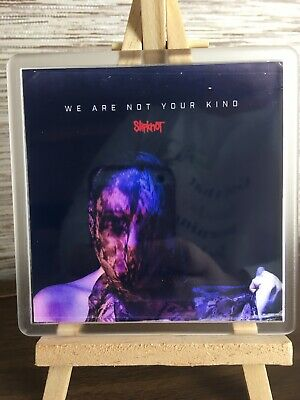 Slipknot We Are Not Your Kind Album Cover Coaster Gift • 3.99£