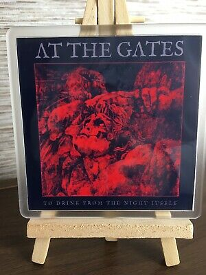 At The Gates To Drink From The Night Itself Album Cover Coaster Gift • 3.99£