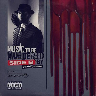 Eminem - Music To Be Murdered By Side B - Dlx Ed [CD] Sent Sameday* • 14.24£