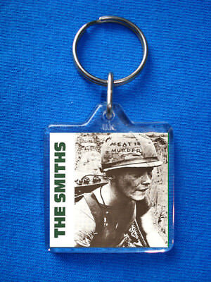 The Smiths-Meat Is Murder Keyring Morrissey • 1.85£