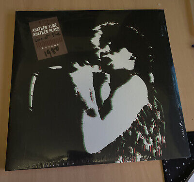 U2 Another Time Another Place Live At The Marquee 1980 10  2LP Factory Sealed • 34.99£