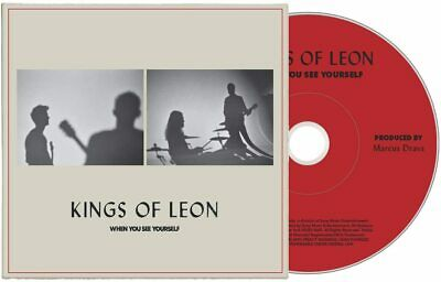 Kings Of Leon - When You See Yourself [CD] Released On 05/03/2021 • 13.77£