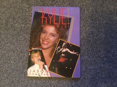 Kylie Minogue Special Featuring Jason Donovan Annual 1989 • 1£