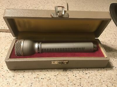 AKG D19/ 60 Nr104930 Microphone, 1960s Vintage Great Condition, Boxed • 145£