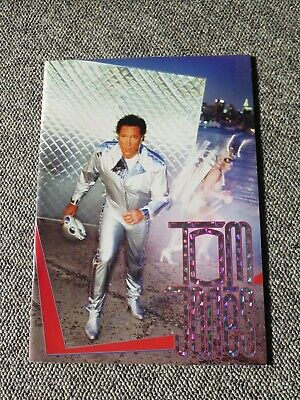 Tom Jones Concert Programme From 1990's - Excellent Condition - Rare! • 3£