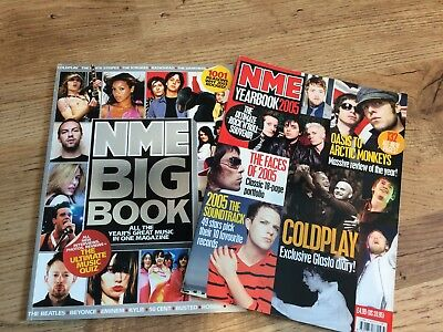 NME Yearbooks - 2003 And 2005  • 3.99£