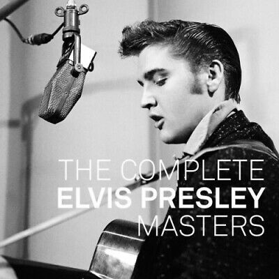 Elvis Presley The Complete Masters And Ftd Collection 240 Full Albums On 16 Dvds • 49.99£
