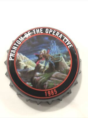 Trooper Beer Brand New Bottle Top Collection Phantom Of The  Opera Live • 2.25£