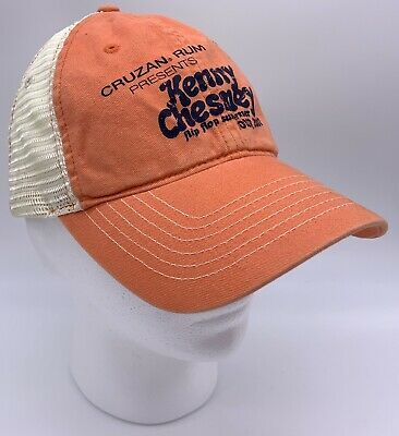 Kenny Chesney Flip Flop Summer Tour 2007 Baseball Hat Cap Snapback Country Music • 8.50£